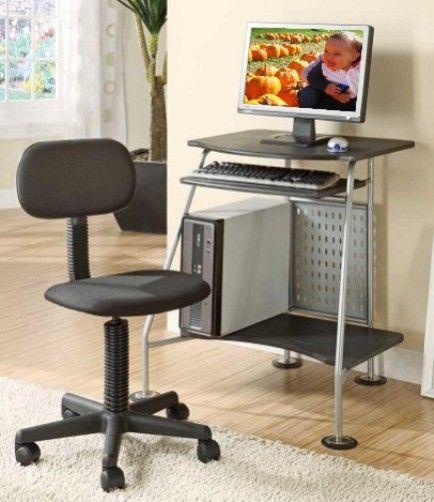 Innovex Doe01w36 Leda Desk Collection Computer Desk And Chair