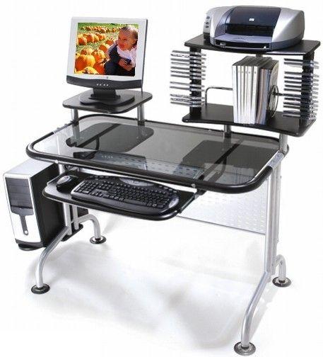 puter Desk With Printer Shelfghantapic