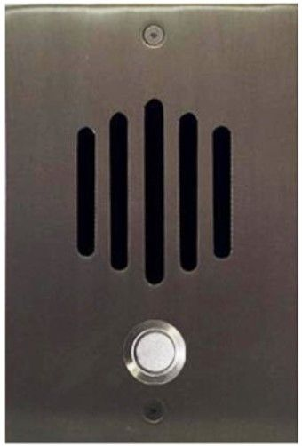 Channel Vision Dp 6252p Front Door Intercom With Color