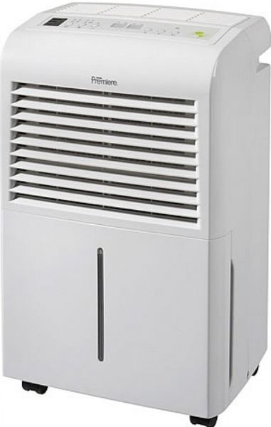 Danby DDR5009REE Dehumidifier, 50 Pint Capacity, Adjustable Humidity Settings -30%-90%, 2 Fan Speed Settings - High/Low, Delay Start Protection - compressor, Auto-Defrost - De-Icer, Full Bucket Indicator Light, Easy Roll Castors - 4, Front Mounted Water Tank -Removable, Direct Drain Option (Hose not Included- Standard Gardan Hose can be used, Quiet Operation, Removable Air Filter (DDR-5009REE DDR 5009REE DDR5009 REE DDR5009-REE)