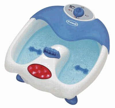 Dr Scholls Foot Spa With Infrared Heat