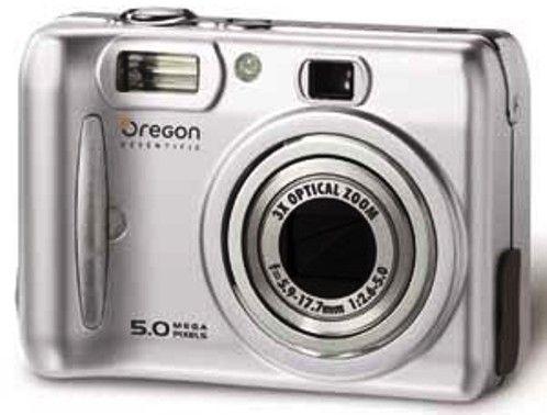 Oregon Scientific DS9810 5.0 Megapixel CCD sensor (2592 x ...