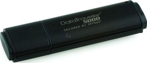 Kingston DT5000/2GB DataTraveler USB flash drive, 2 GB