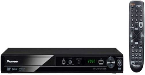 pioneer dv 2032k compact dvd player with front usb multi region and rh salestores com