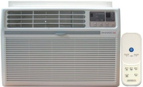 Daewoo DWC058RL Energy Star Air Conditioner Unit with Remote Control
