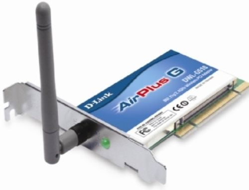 D-LINK AIR DWL - G WIRELESS PCI ADAPTER DRIVER FOR WINDOWS DOWNLOAD