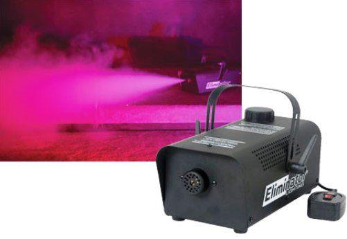 fog machine fuse