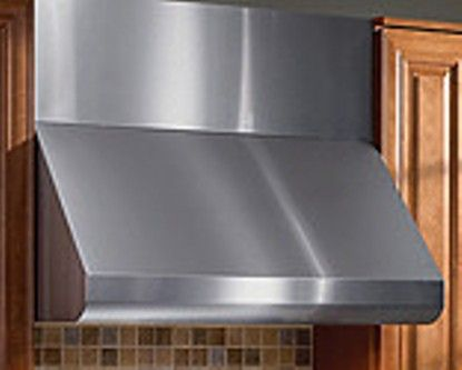 Broan E60E30SS Elite Series Wall-Mount Canopy Range Hood