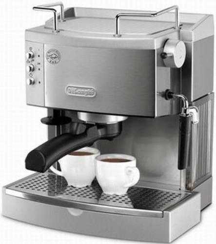 Delonghi Ec702 Pump Espresso Machine 1100 Watts Power