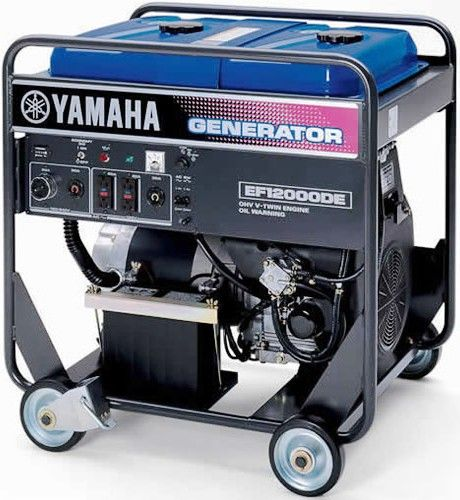 Error for Yamaha generator for sale