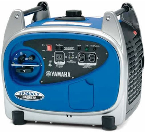 Yamaha ef2400is inverter generator 2400 watt premium for Yamaha generator for sale