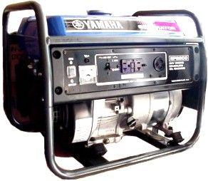 Yamaha ef2600c generator rated ac output 2300 watts max for Yamaha generator for sale