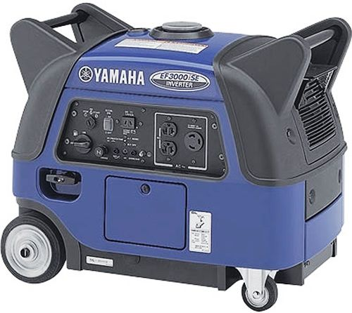 Yamaha ef3000ise inverter generator 3000 watt premium for Yamaha generator ef3000is