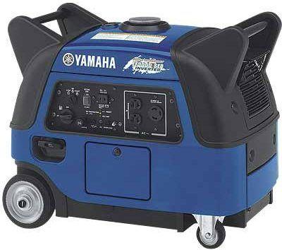 Yamaha ef3000iseb inverter generator 3000 watts with boost for Yamaha 3000 watt inverter