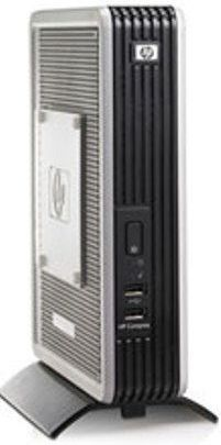 HP Hewlett Packard EG839AA#ABA model Compaq Thin Client t5720 Refurbished Desktop, AMD Geode NX 1500 at 6W 1 GHz Processor, 266 MHz Data Bus Speed Processor, 256 KB Cache Per Processor, 256 MB Installed Size, DDR SDRAM Technology, 512 MB of Flash Memory, Integrated Graphics Controller (EG839AA ABA EG839AAABA EG839AA-ABA EG839AA#ABA EG839AAABA-R)