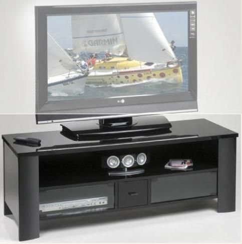 Elite Industries El 428 Wide 56 Unit Tv Stand Audio Rack
