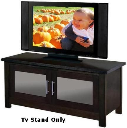 Elite Industries EL-745 Wide TV Stand, A/V Combination Unit, 47