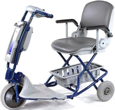 Ev Rider Elite Portable Scooter Folding Mobility Seat