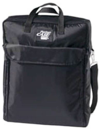Porter Case Elite Saddlebag for Elite Case, There is a zippered main storage compartment 4