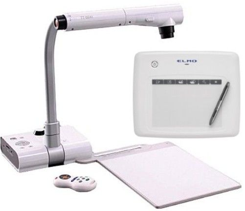 Elmo 1304-7 Models TT-02RX Document Camera and CRA-1 Wireless Pen ...