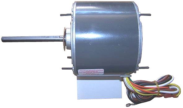 Emerson 1861 Condenser Fan Motor, 5.6� Diameter, Totally Enclosed, Air Over, 1/3 Hp, 1075 rpm, Single Speed, 208-230 Volts, 7.5mfd Capacitance at 370 VAC, 2.1 F/L Amps, �� Shaf Diameter, 5� Shaft Length, 4-5/8� �A� (EMERSON1861 3729 99655 FSE1036S D908 X413 175 1861 KA55SMR186186)