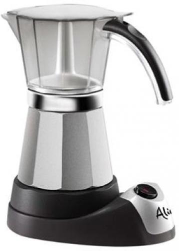 Delonghi Coffee Maker Overflow : DeLonghi EMK6 Electric Moka Espresso Maker, MOKA PROCESS - The Italian way to make authentic ...