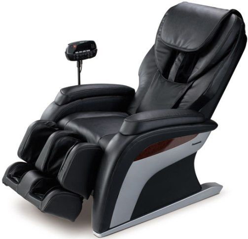Panasonic EP MA10KU Chinese Spinal Technique Massage Chair Black Approx 16