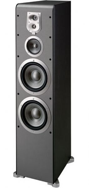 JBL ES90 Four Way Floorstanding Speake, Floorstanding Speaker Design, 110W  RMS/440W Peak Power Rating, 8Ω Impedance, 36Hz   20KHz Frequency Response,  ...