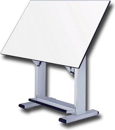 Alvin Et60 4 Elite Drafting Table White Base With 37 5 Quot X60