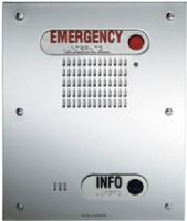 Talk A Phone Etp 400 Outdoor Emergency Phone Built In