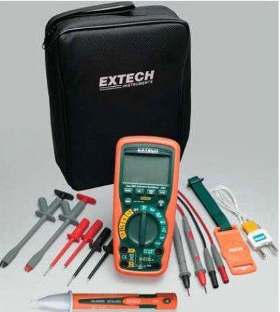 True Rms Detector Extech Ex530-kit True Rms