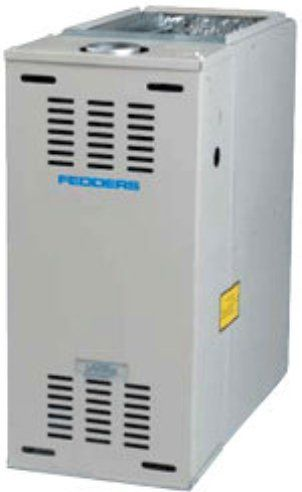 fedders f80a035 2 gas furnace with 35 000 btus and 2 ton. Black Bedroom Furniture Sets. Home Design Ideas