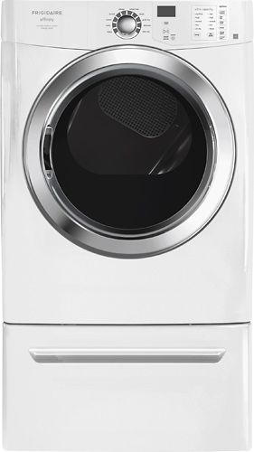 frigidaire affinity front load washer. Frigidaire FAFS4272LW Affinity 4.2 Cu. Ft. Front Load Washer Featuring Ready Steam, Classic White, 32/47 Rpm Wash Speeds, 1200 Maximum Spin Speed,