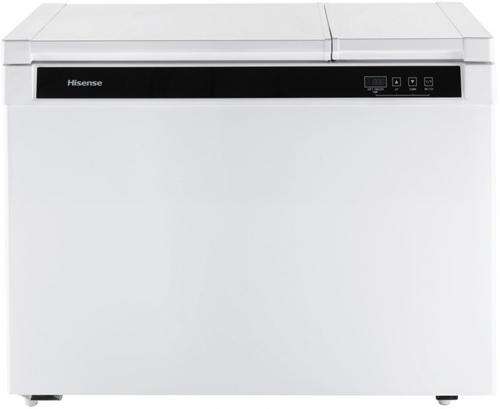 Hisense FD90D6AWD Dual Zone Chest Freezer 9 Cu  Ft