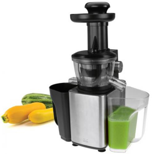 Slow Juicer Dishwasher Safe : Kalorik FE 40764 SS Stainless Steel Slow Juicer; 1 qt ...