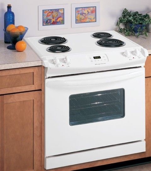 frigidaire glass top stove manual
