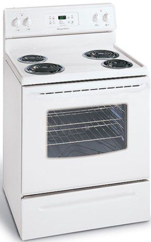 Frigidaire Fef354gs Free Standing 30 Inch Electric Coil