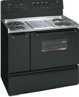 Frigidaire Fef455bb Electric Free Standing Self Cleaning