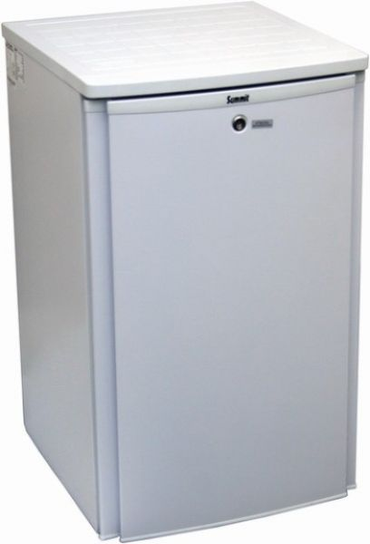 Summit Ff560l Compact Refrigerator With Front Lock