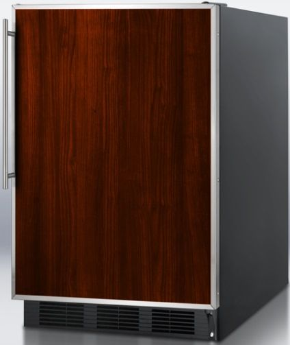 Summit FF6BBIFRADA ADA Compliant Built In Undercounter All Refrigerator With