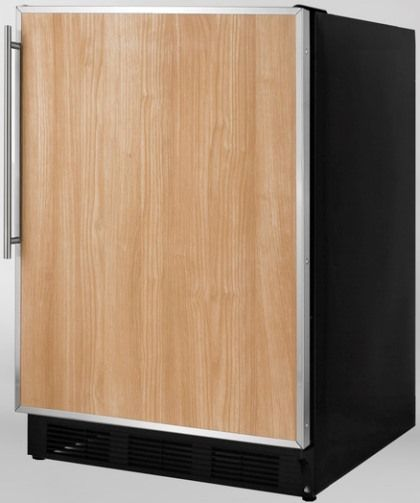 Summit FF7BFRADA ADA Compliant Commercially Approved Freestanding All Refrige
