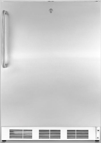 Summit FF7LSSTBADA ADA Compliant Commercially Approved All Refrigerator For F