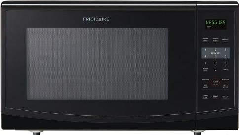 Frigidaire Ffce2238lb Countertop Microwave Oven With 1 200 Cooking Watts 2 2 Cu Ft Ready