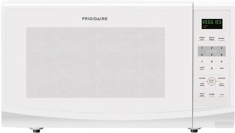 Frigidaire FFCE2238LW Countertop Microwave Oven with 1,200 Cooking ...