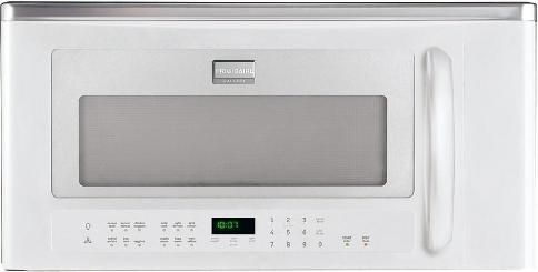 Microwave Oven Venting