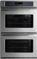 frigidaire gallery double oven manual