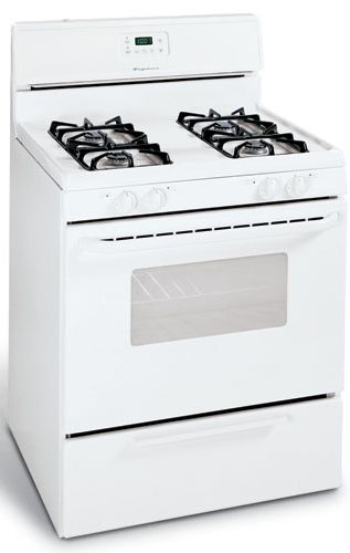 frigidaire fgf328gs gas range with broil u0026 serve warming drawer 30inch - Frigidaire Gallery Gas Range