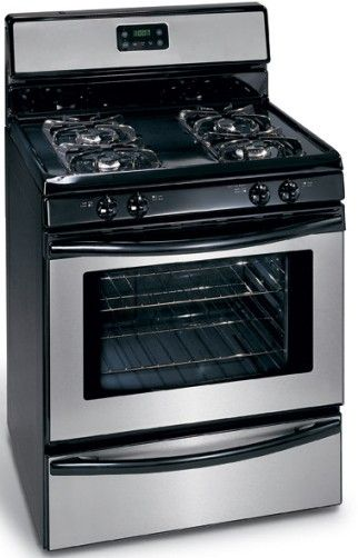 frigidaire fgf337gc free standing sealed burner gas range with rh salestores com frigidaire gas range specs frigidaire gas stove manual