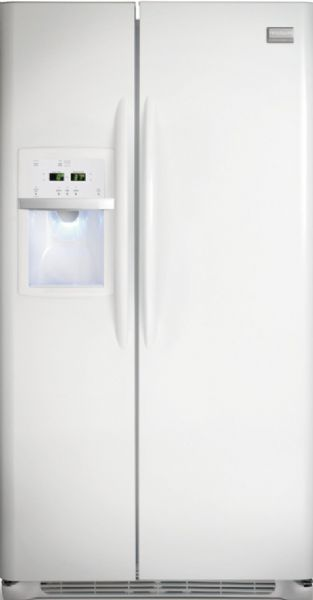 Frigidaire Fghs2334kw Gallery Series Side By Side