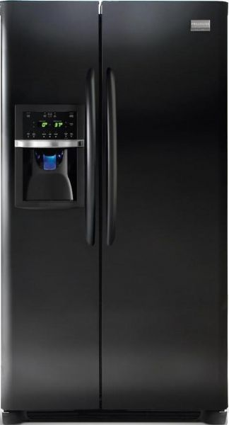 Frigidaire Fghs2367kb Gallery Series Side By Side